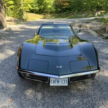 Featured listing: The Wonder Years – 1968 Chevrolet Corvette Convertible