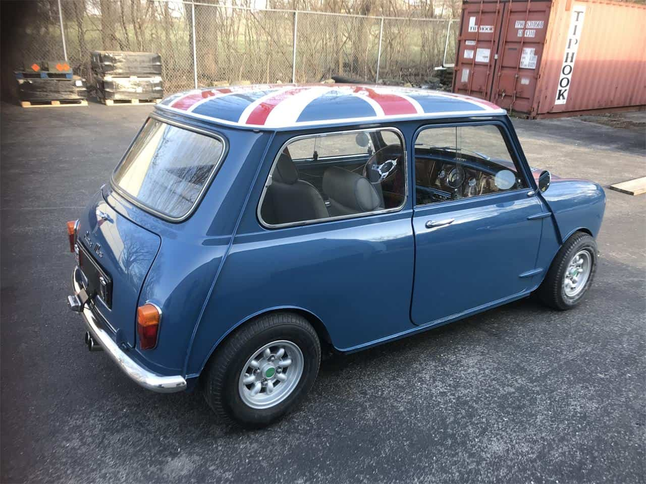 1967 Austin Mini Mark ll