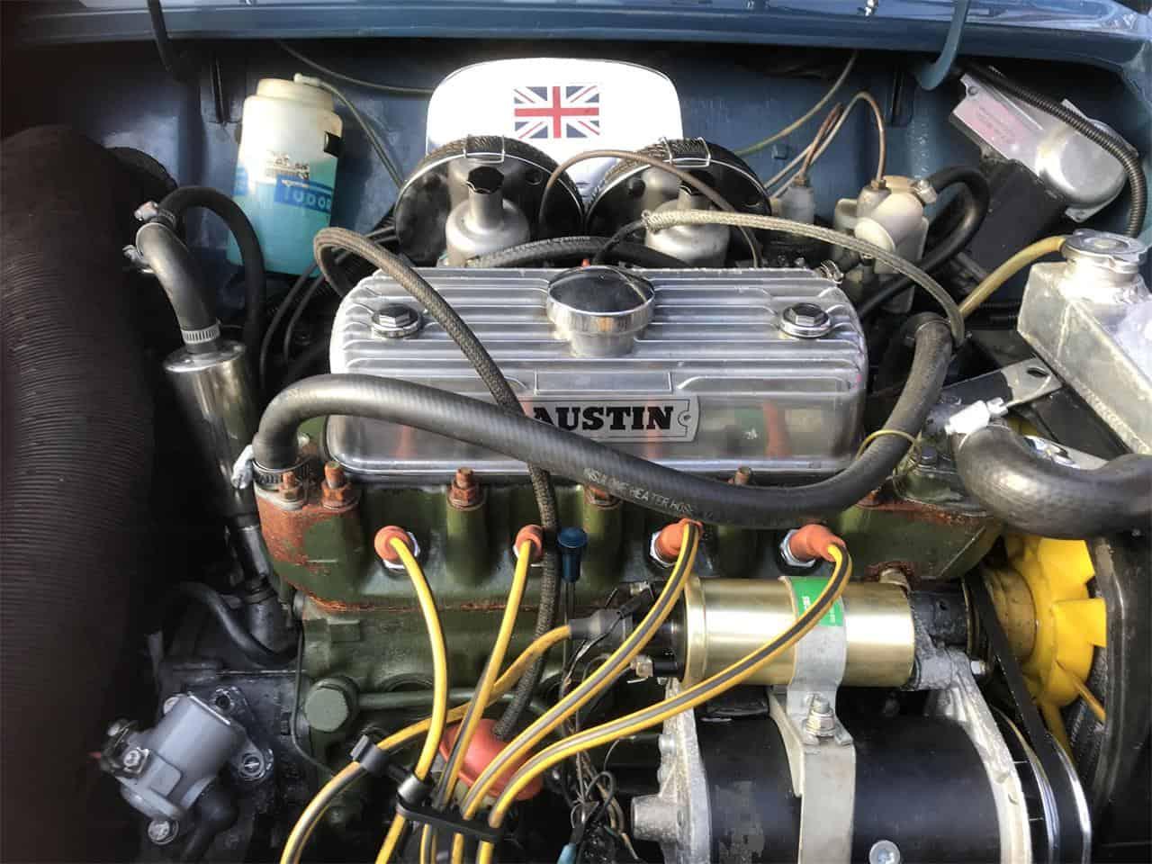 1967 Austin Mini Mark ll