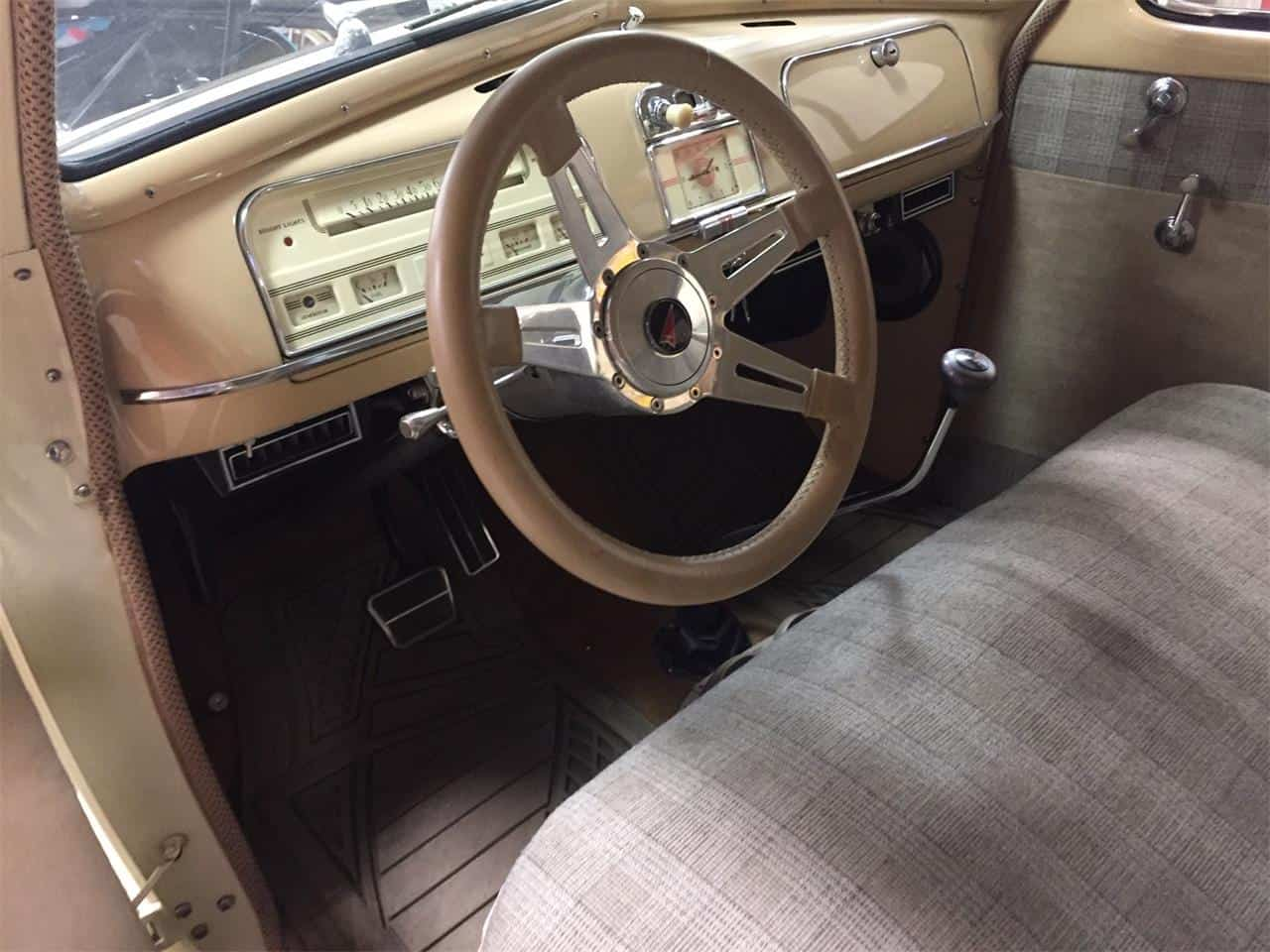 1937 Plymouth 2-door Sedan