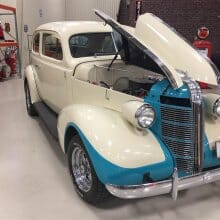 Featured listing: Nostalgia Revisited – 1937 Plymouth 2-door Sedan