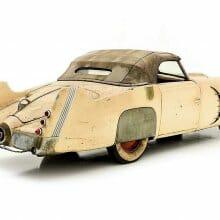 Pick of the Day: Startling coachbuilt 1950 BMW Veritas roadster 'barn find'