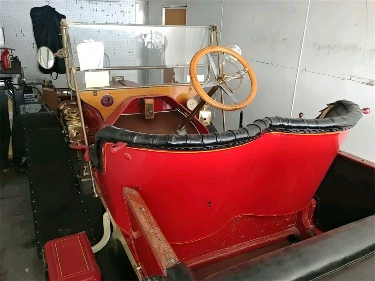 1909 Overland 38 Touring model