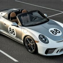 RM Sotheby's offers last Porsche 991 in online charity auction