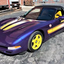 Pick of the Day: 1998 Chevrolet Corvette Indy 500 Pace Car edition
