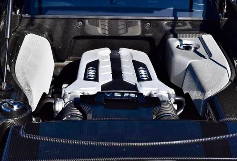 4.2 Liter V8 engine of the Audi R8
