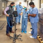 Franciscan Health Olympia Fields Hospital Receives First GM-Ventec VOCSN Ventilators