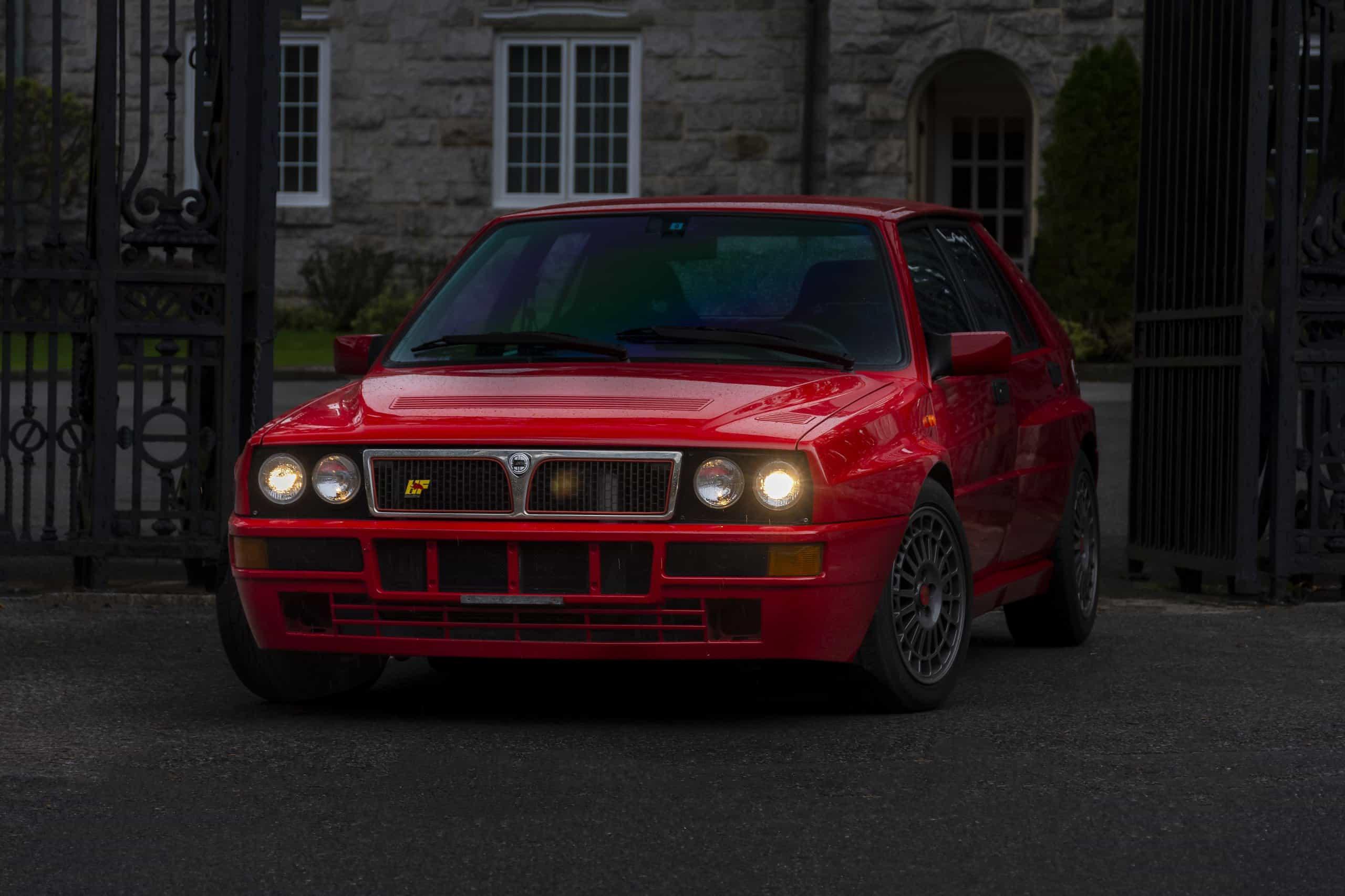 Lancia Evo2