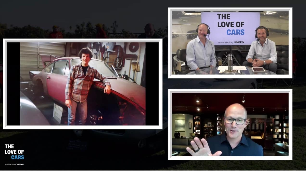Love of Cars, Livestream program provides a gathering place for car community, ClassicCars.com Journal