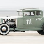 Rebecca Dunn 1930 Ford Model A Photo Credit – James Mitchell