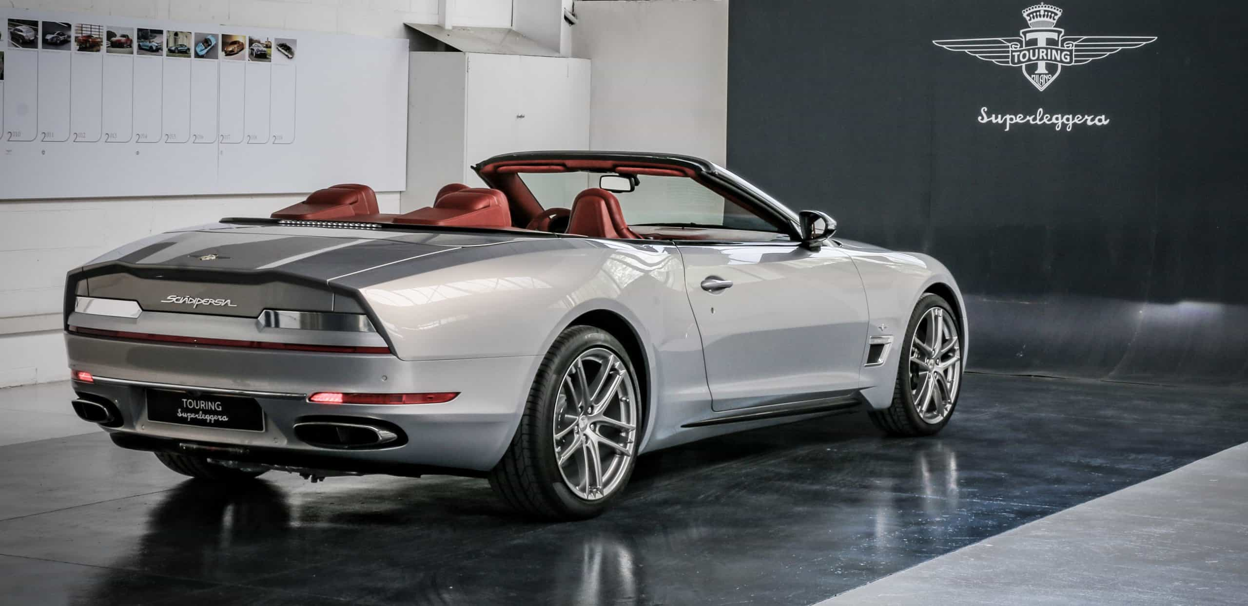 Touring Superleggera, Touring to offer U.S. its limited-production coupe, convertible, ClassicCars.com Journal