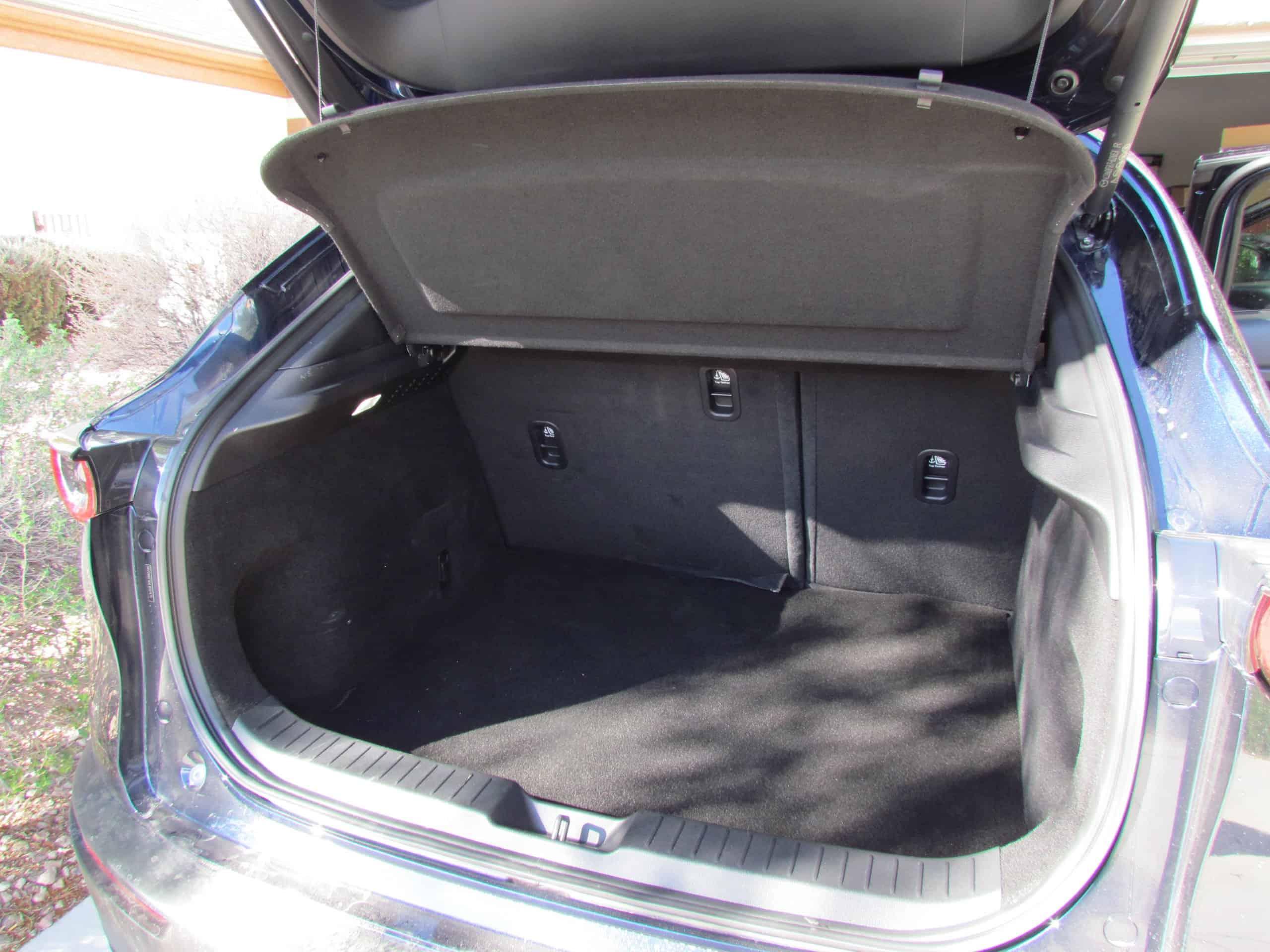 Mazda CX, Driven (all too briefly): Mazda CX-30, ClassicCars.com Journal