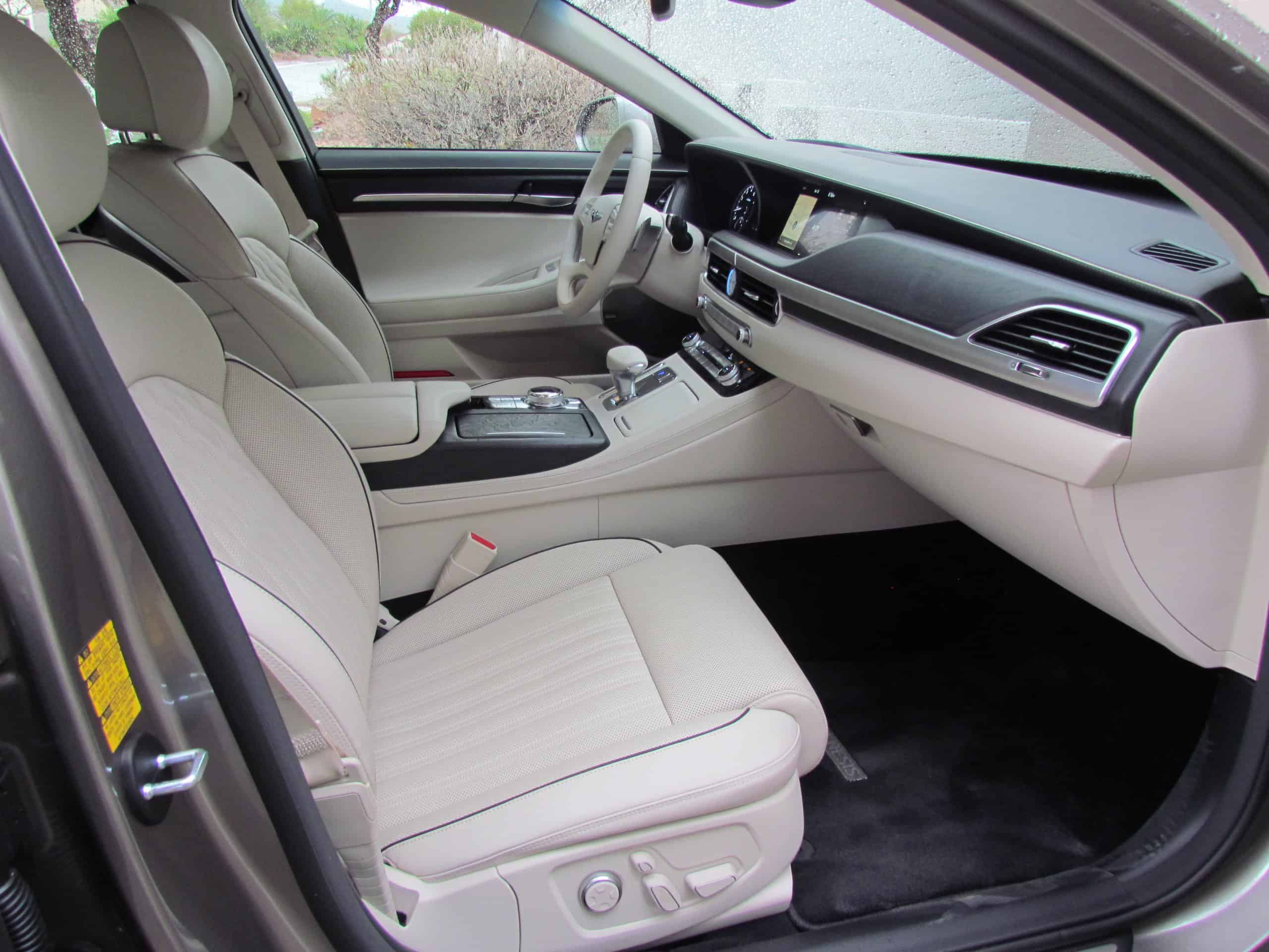 Genesis G90, Driven: Genesis G90 is a South Korean limousine, ClassicCars.com Journal