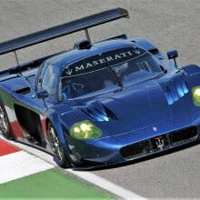 Maserati MC12 Versione Corse, an  Italian masterpiece we hardly knew