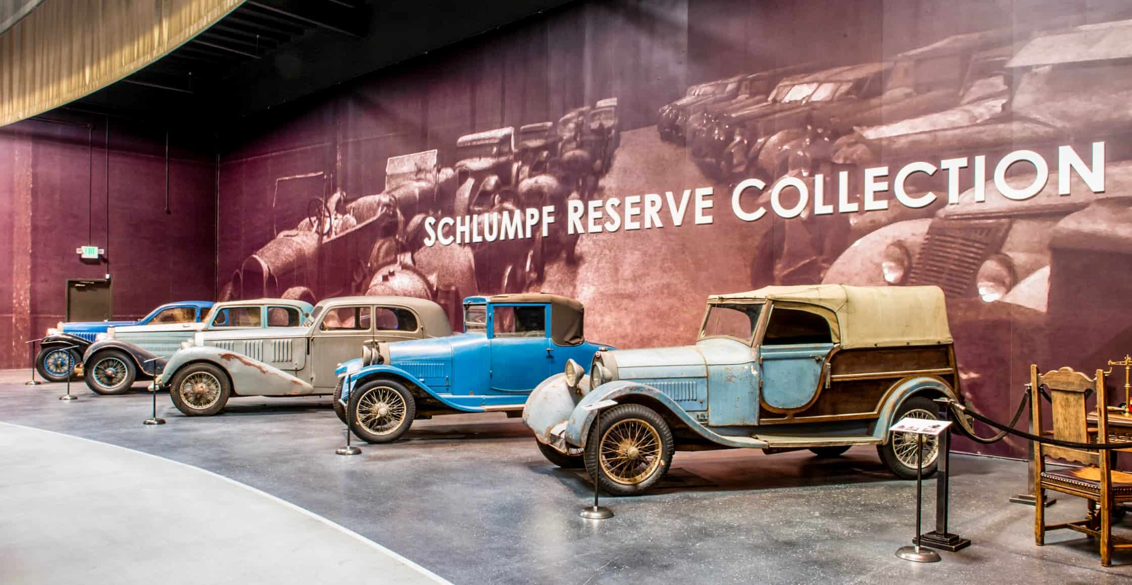 Bugattis, Nothing fishy about this story: A tale of 2 museums and a bunch of Bugattis, ClassicCars.com Journal