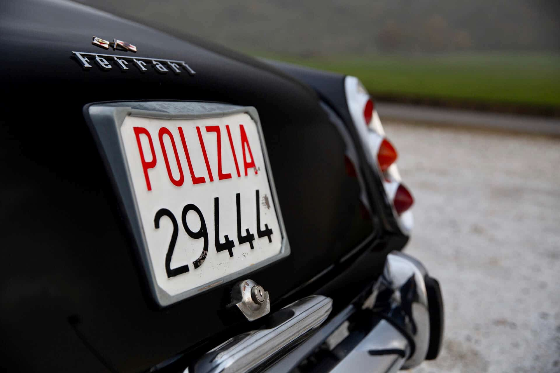 Ferrari 'Polizia' car, 1962 Ferrari 250 'Polizia' car is for sale, ClassicCars.com Journal