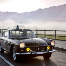 1962 Ferrari 250 'Polizia' car is for sale