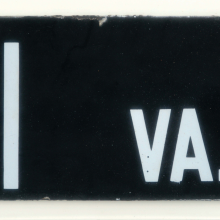 Yes, Virginia, your first license plate was in 1906
