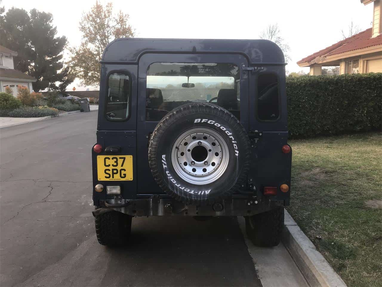 1985 Land Rover Defender 90