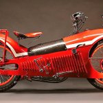 1929 Majestic – French motorcycle – Copy