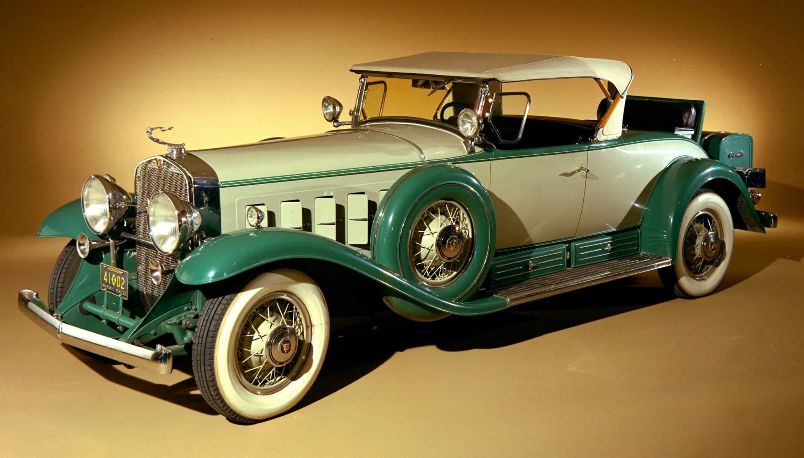 Cadillac V16, The other vehicle powered by Cadillac's V16 engine, ClassicCars.com Journal