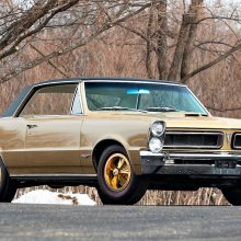 1965 Pontiac Hurst GeeTO Tiger special edition going to auction