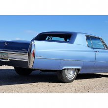 Pick of the Day: 1968 Cadillac Coupe DeVille in preserved condition