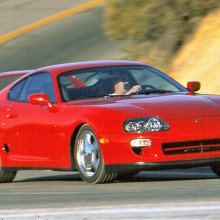 Toyota Supra: 5 generations from fancy Celica to frenetic sports car