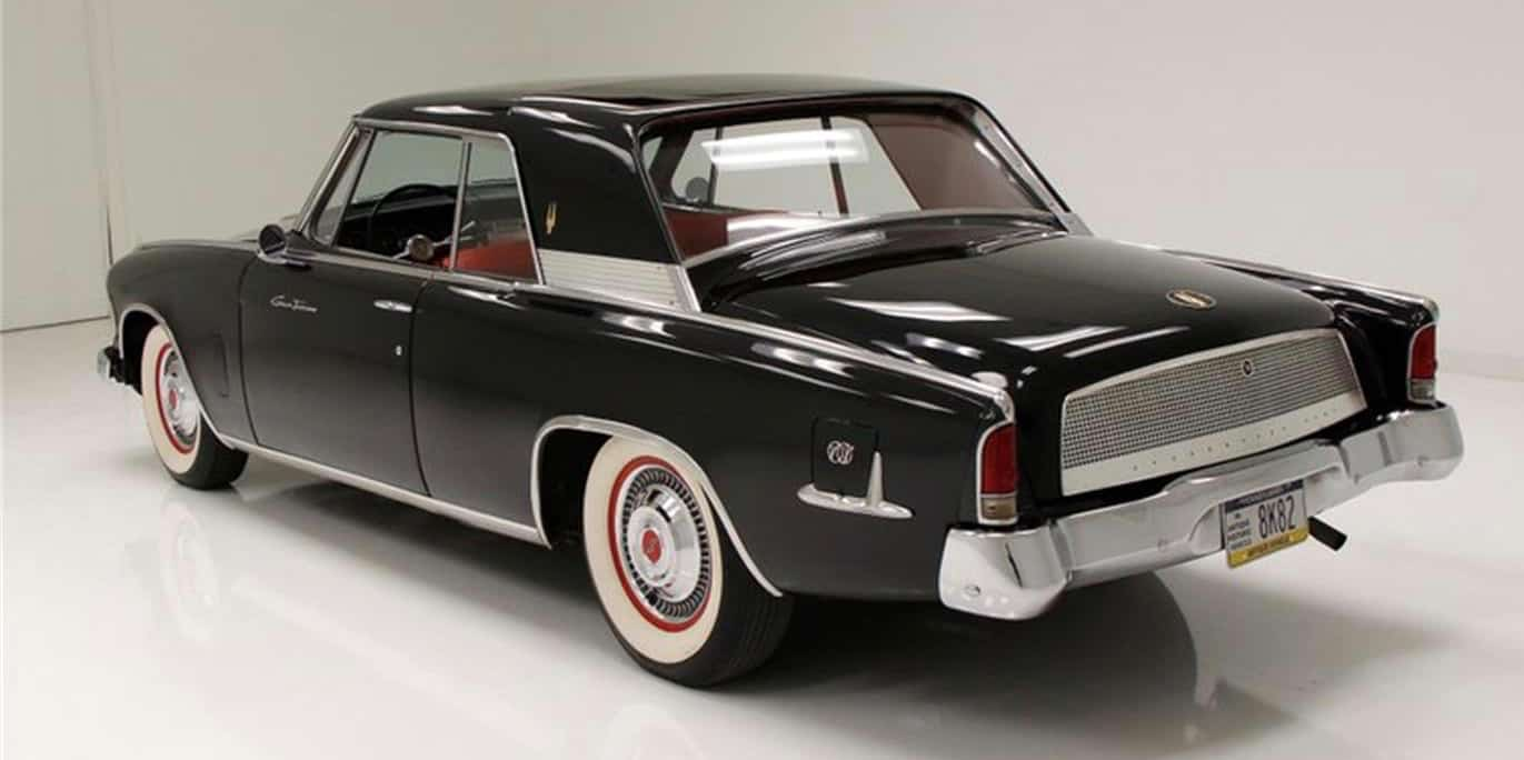 Hawk GT, Pick of the Day:  '62 Hawk GT could be ideal entry to collector car hobby, ClassicCars.com Journal