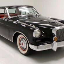 Pick of the Day:  '62 Hawk GT could be ideal entry to collector car hobby