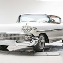 Pick of the Day: '58 Impala has had pro-touring upgrades