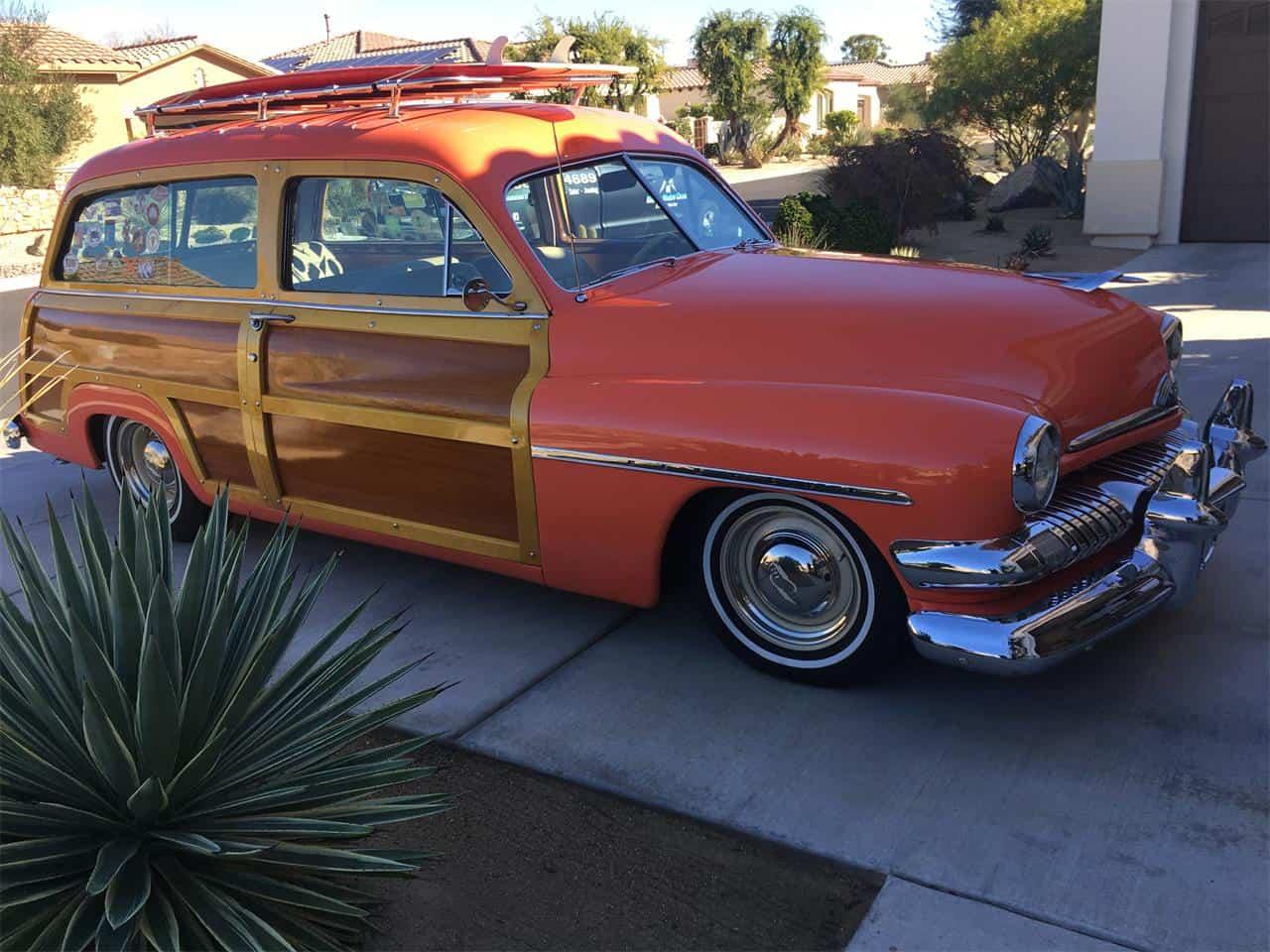 1951 Mercury Woody Wagon