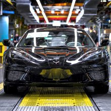 Coronavirus could limit 2020 Corvette production to just 2,700 cars