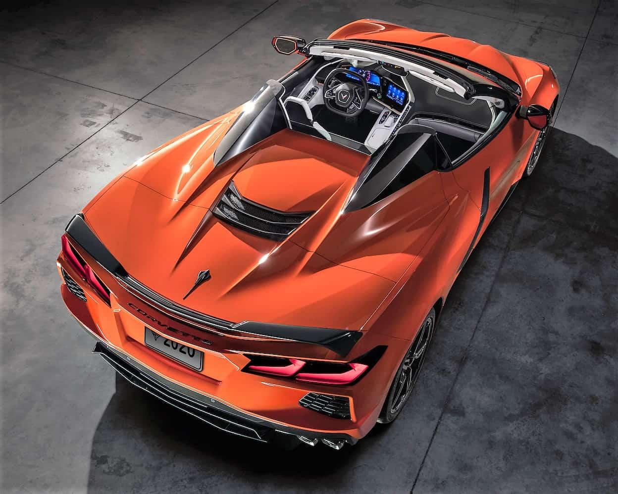 corvette, Coronavirus could limit 2020 Corvette production to just 2,700 cars, ClassicCars.com Journal