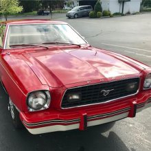 Pick of the Day: Mustang II with a fascinating history