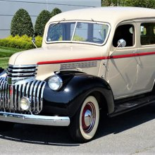 Pick of the Day: 1941 Chevrolet Suburban in pristine condition