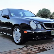 Pick of the Day: 2001 Mercedes-Benz E55 AMG, a stealthy fast sedan