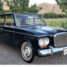 Pick of the Day: 1963 Studebaker Lark rejected after brief romance