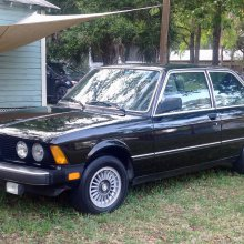 Pick of the Day is 3-owner BMW 320i