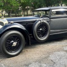 Pick of the Day: The story of the 'Blue Train' Bentley