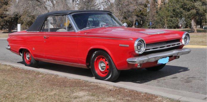 1964 Dart