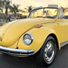 Pick of the Day: 1971 VW Super Beetle convertible for summer fun