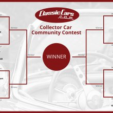 Collector Car Community Contest is underway on Instagram