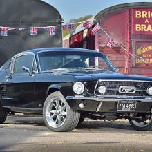 '67 Mustang 390 GT tops H&H online auction
