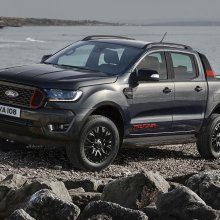 Future classic? Ford launches Ranger Thunder in Europe