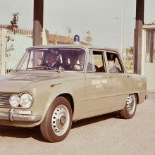When 'Gazelles' and 'Panthers' roamed Italian roads