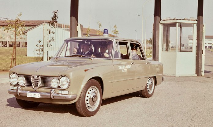 Alfa police