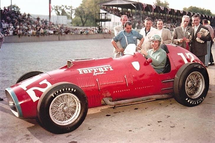 Ferrari S On Again Off Again Love Affair With The Indianapolis 500