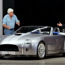 2004 Ford Shelby Cobra concept roars into Jay Leno's Garage