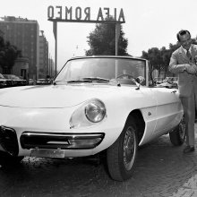 When Alfa Romeo Spiders conquered Hollywood